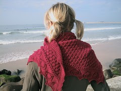 Enes Scarf ogling at the surfers
