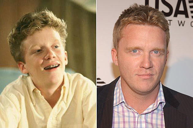 Anthony Michael Hall — 'Sixteen Candles' Then and Now