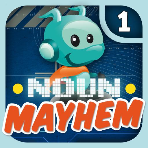 Noun Mayhem HD - Level 1