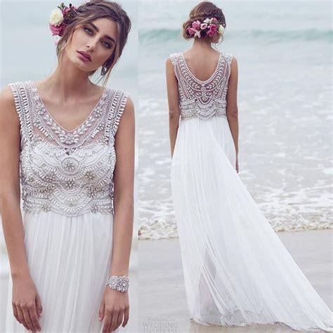 1000  ideas about Bohemian Wedding Dresses on Pinterest