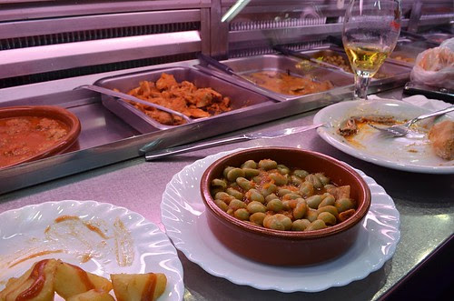 Some really good tapas