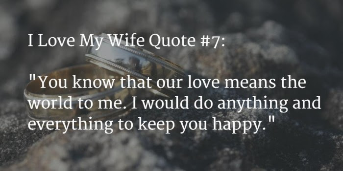 Love Quotes For My Wife Tumblr Quote Image Today Your Quotes