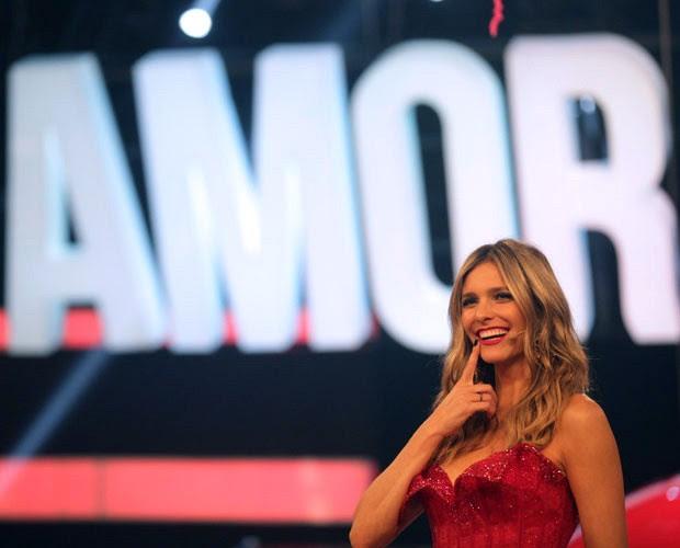 Fernanda Lima comanda Amor & Sexo sobre a Boca (Foto: Pedro Curi / Gshow)