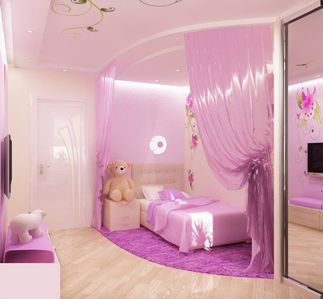 On Style Today 2020 12 15 Cool Little Girl Princess Bedroom Ideas Here