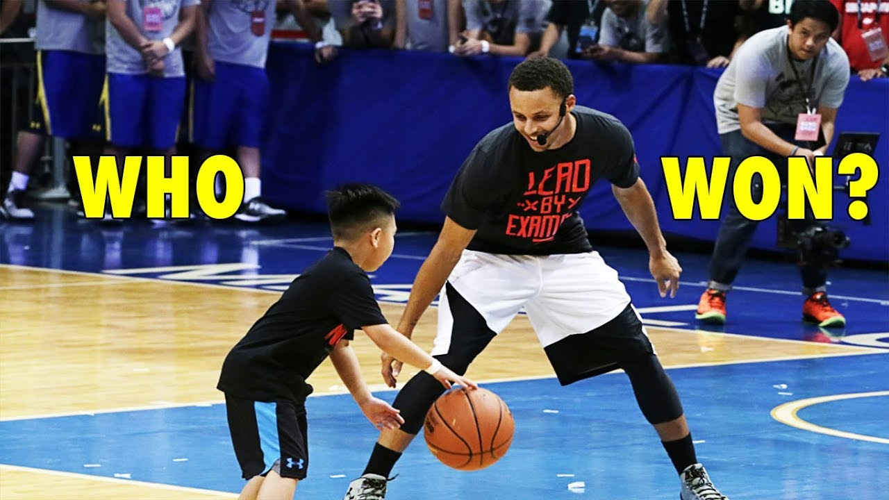 Stephen Curry Top 10 Impossible Shots - Stephen Curry