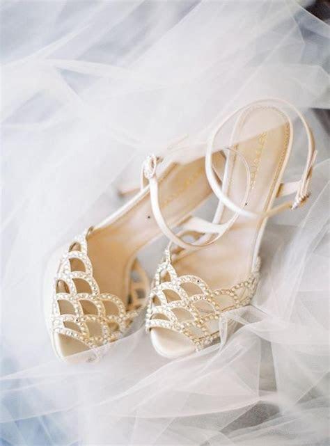19 Elegant Laser Cut Wedding Shoes   Wedding Philippines