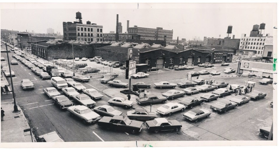 Gasoline shortage in January 1974
