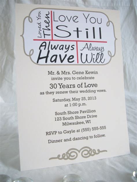 Styles & Ideas: Renewing Wedding Vows Poems For Best