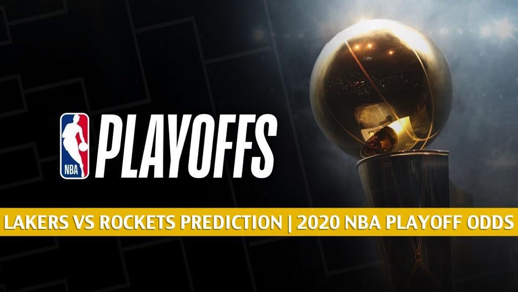 Lakers vs Rockets Predictions, Picks, Odds, Preview | Sept ...