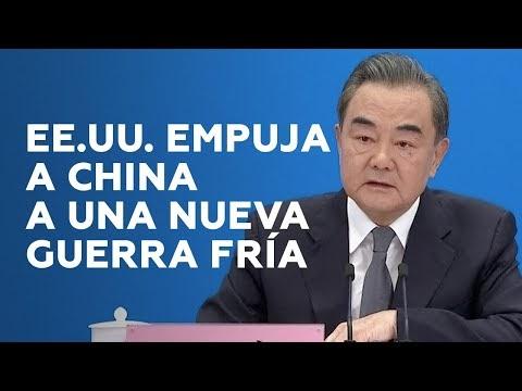 """Un """"virus político"""" se extiende en EE.UU. para atacar a China"""