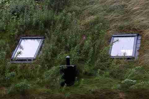 Τα πράσινα σπίτια της Νορβηγίας
