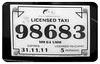 taxiplate
