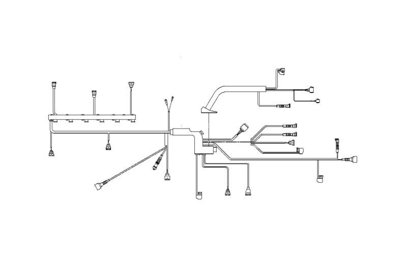 2003 Bmw 325i Wiring Harnes