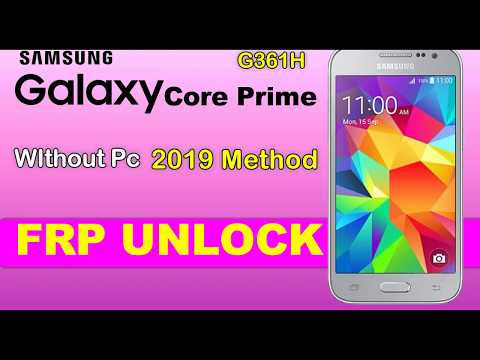 Samsung J2 Bypass FRP Google Account Without Pc or OTG New