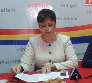 Tamara Ciofu, stiri, botosani, deputat, psd,