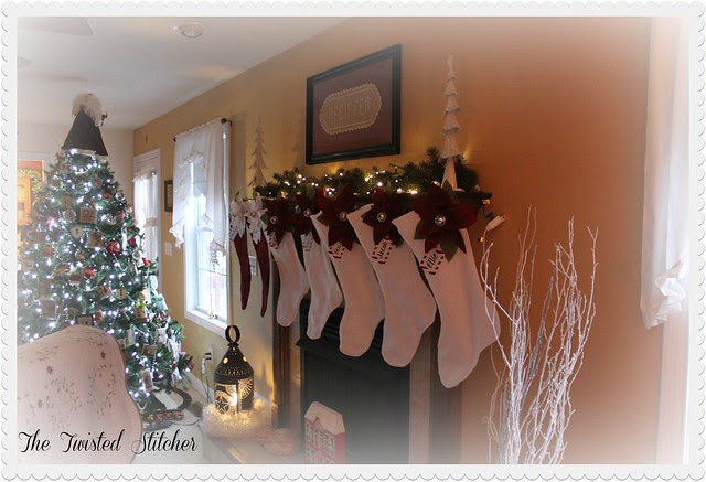 Our Stockings Were Hung