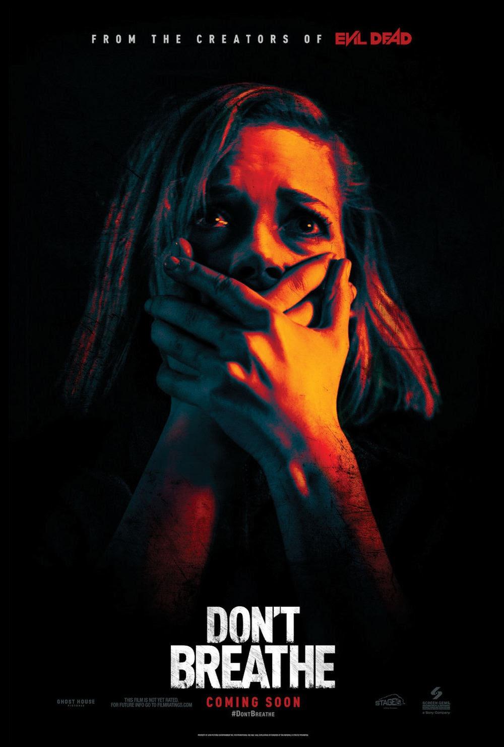 Resultado de imagen para don't breathe poster