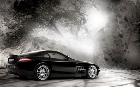 Car Wallpaper Black Background