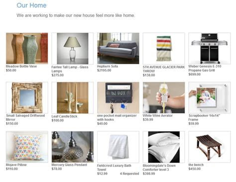 Knack: The Wedding Registry For Unique Gifts & Ideas « The
