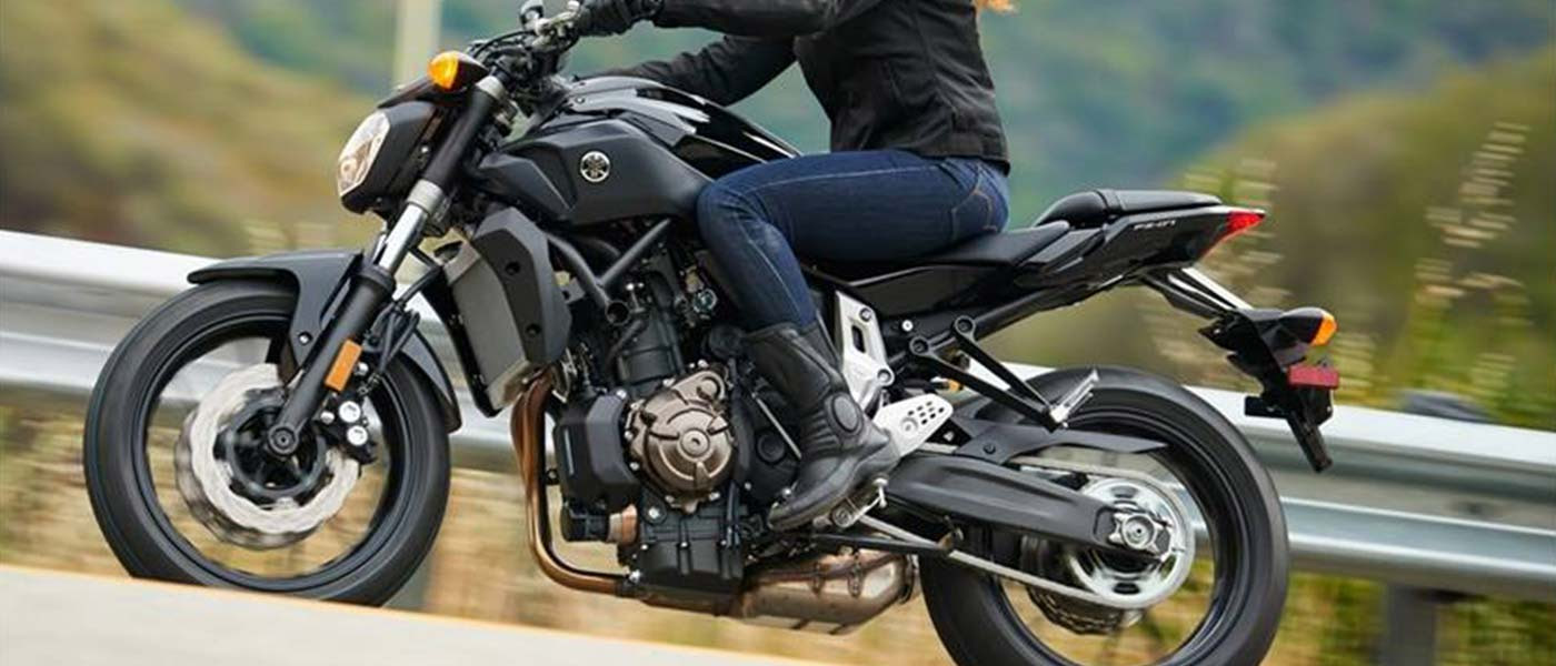 Yamaha Motorcycles Our Review Of The Fz 07