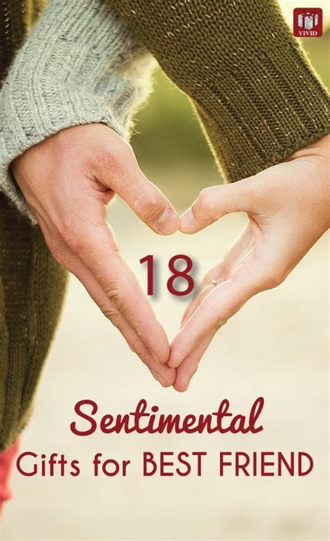 18 Sentimental Gift Ideas for Female Best Friend   Vivid's