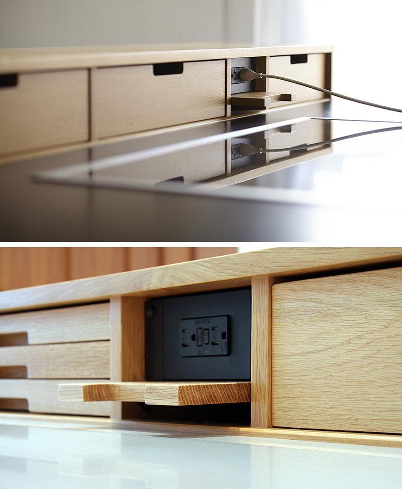 Kitchen Design Idea - Hide Your Electrical Outlets ...