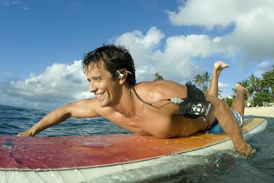surfeando con mi ipod, surf