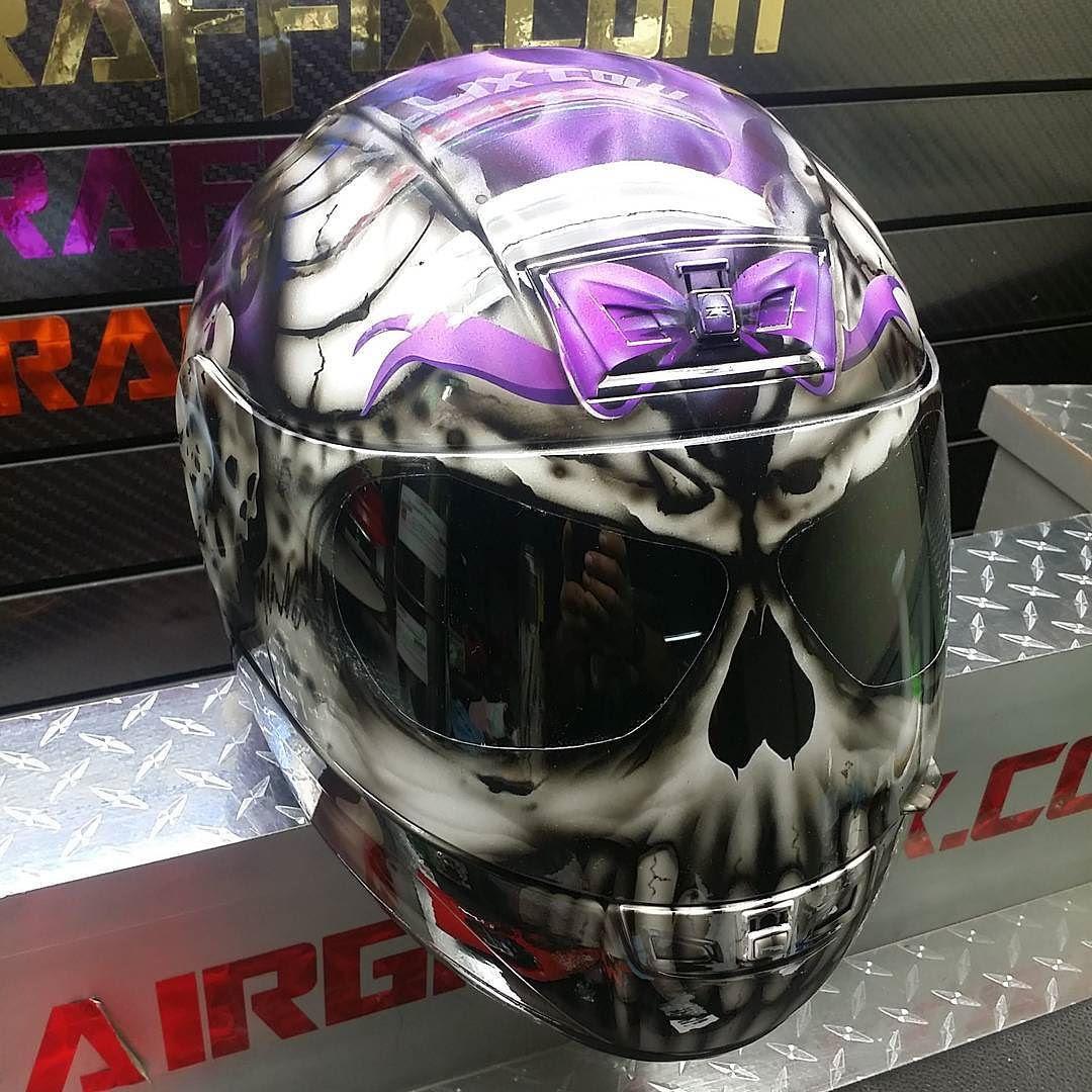 Custom Airbrushed Motorcycle Helmets by Airgraffix  My top 100 Fav\u002639;s