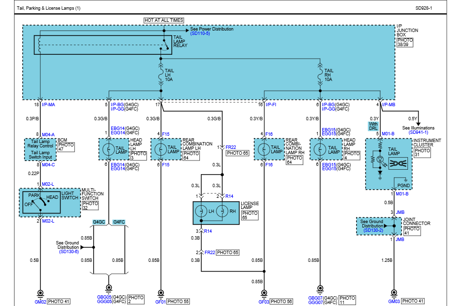 2010 kia soul wiring diagram image 9