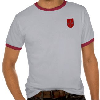 Nuno Álvares Pereira Shirt zazzle_shirt