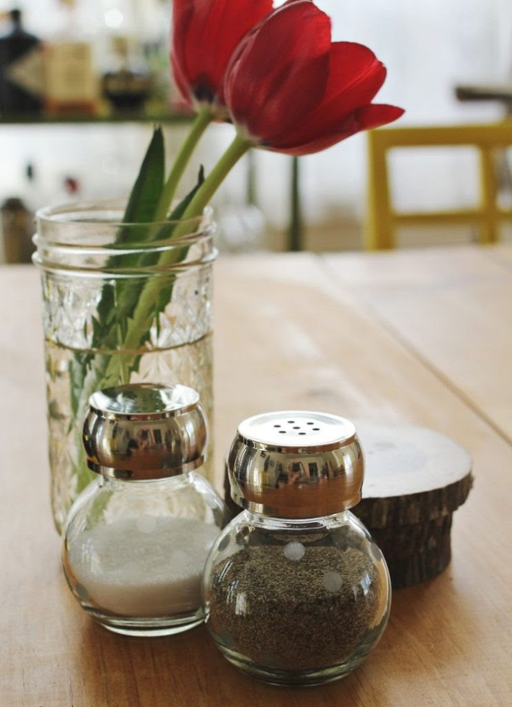 15 Homemade Salt And Pepper Shaker Ideas