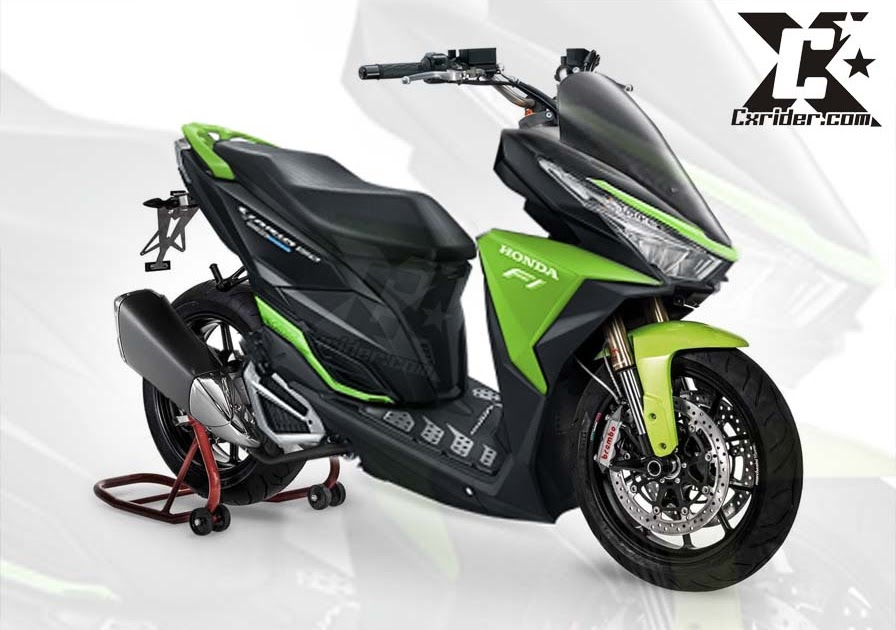Modifikasi Honda Vario Motor Find Car And Motorcycle