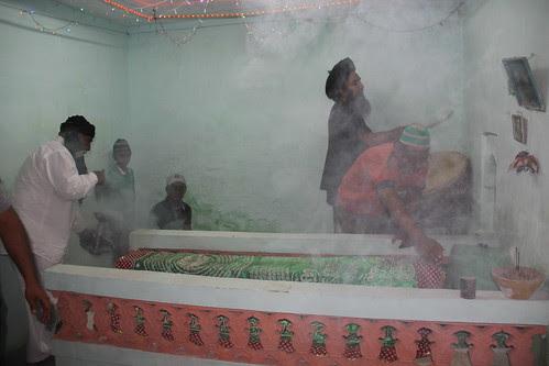 Loban Ritual Sultan Shah Baba Vijapur Gujrat by firoze shakir photographerno1