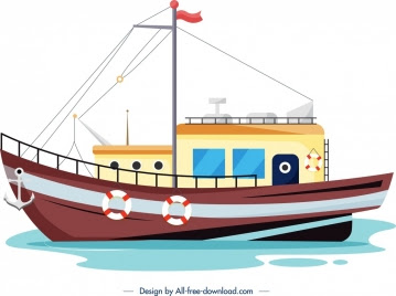 Download Fishing Ship Vectors Stock For Free Download About 44 Vectors Stock In Ai Eps Cdr Svg Format