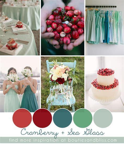 Cranberry Color Wedding