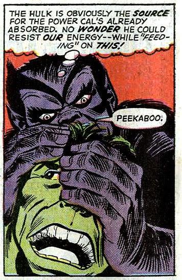 Hulk #161