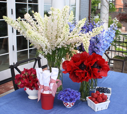Fourth Of July Party Decorations Heather Christo