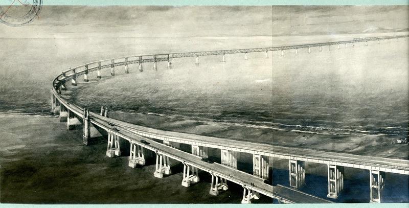проект строительства керченского моста