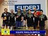 Equipe para-olímpica do Jundiaí Clube, vai com força total em busca do Troféu Eficiência