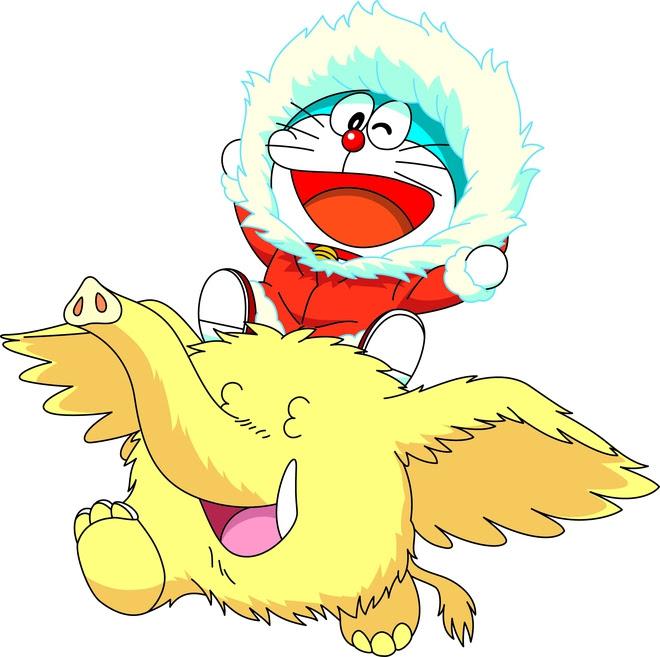 Hè này nhất định cùng Doraemon đi trốn nóng đến tận Nam Cực Kachi Kochi! - Ảnh 4.