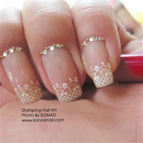 Wedding Nail Designs   Bridal Nail Designs ? Wedding Nail