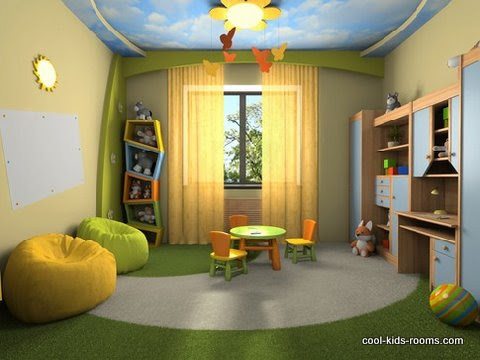 Ideas  Kids Room on In This Guide  You Will Be Introduced To Ideas On Room  Decor  For The