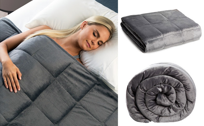 Weighted Blanket For Only 7398 Free Shipping At Macys Cyber