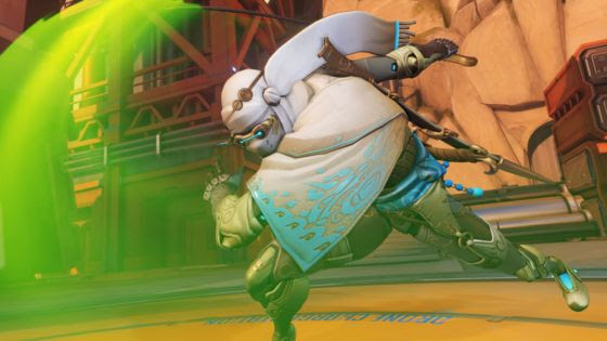 Overwatch Loot Boxes - Cosmetic Items