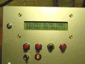 UPS cung cấp điện liên tục AT90S8515