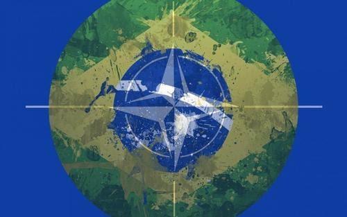 Escobar: El imperio advierte a Brasil: es nuestro estilo OTAN o Huawei