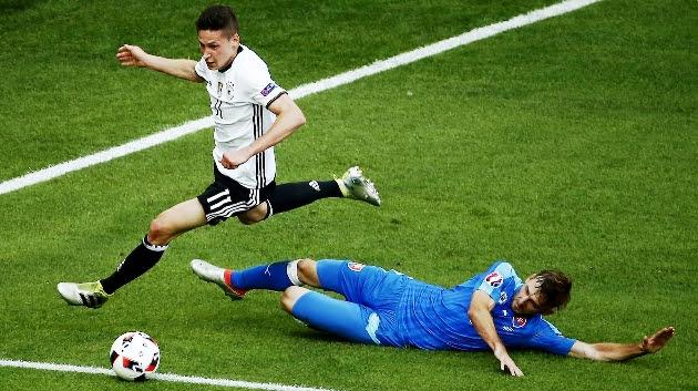 Draxler contro la Germania