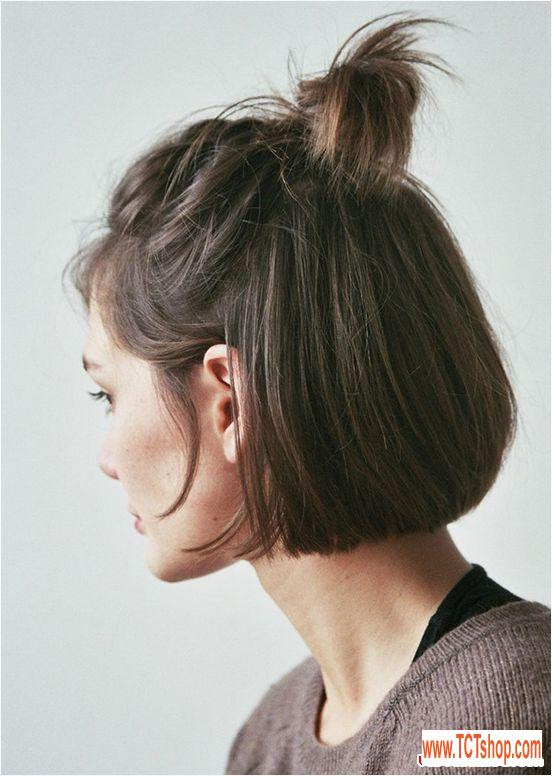 neu de toc ngan day la 4 kieu dung mot nhat ban nen thu5 Nếu để tóc ngắn, đây là 4 kiểu đúng mốt nhất bạn nên thử