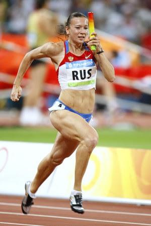 Yuliya Chermoshanskaya  (Foto: GettyImages)