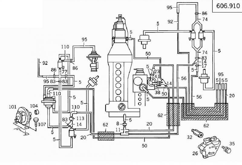 mercede 300d wiring diagram